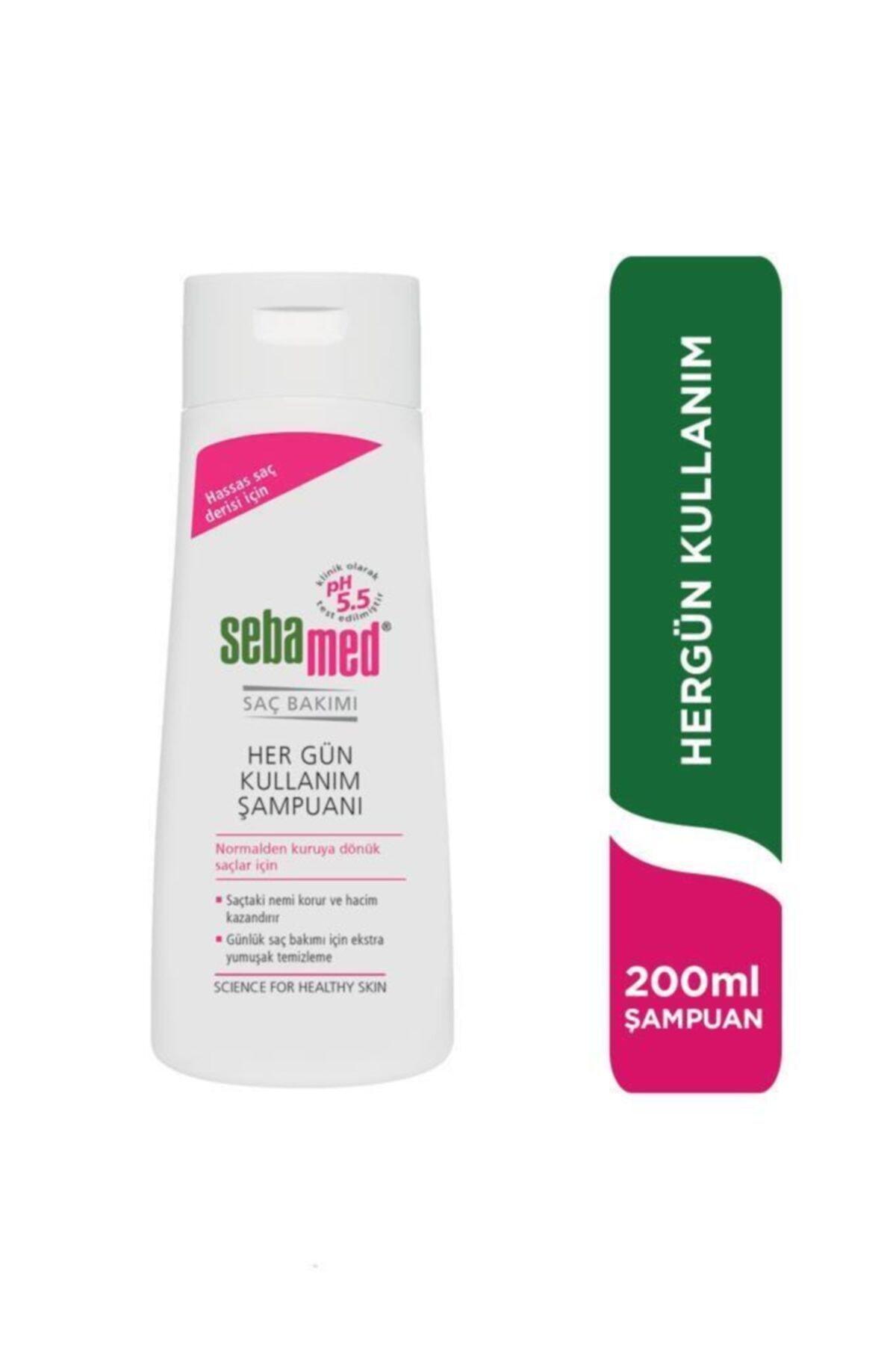 Sebamed Şampuan Hergün 200 ml 1