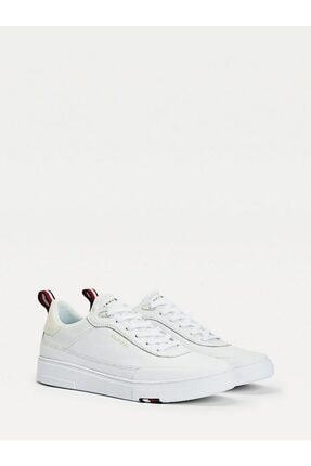 Tommy Hilfiger Modern Cupsole Deri Sneaker