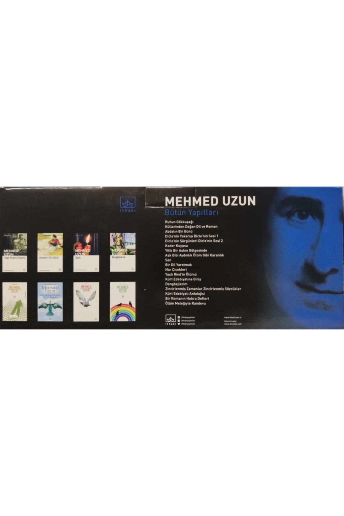 İthaki Yayınları Mehmed Uzun Seti 18 Kitap Takım 1
