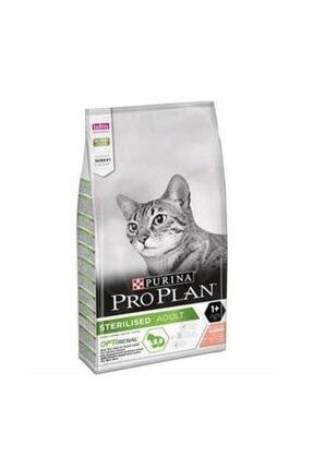 Proplan Pro Plan Sterilised Somonlu Kisirlastirilmis Kedi Maması 1,5 Kg