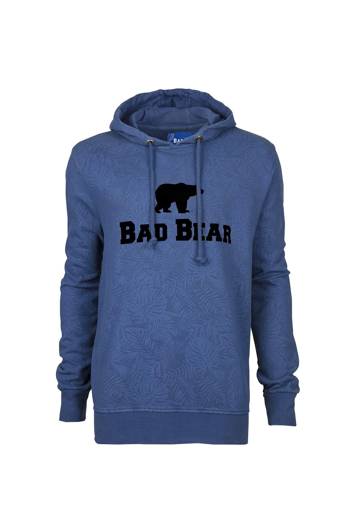 Bad Bear Erkek Indigo Sweatshirt 1