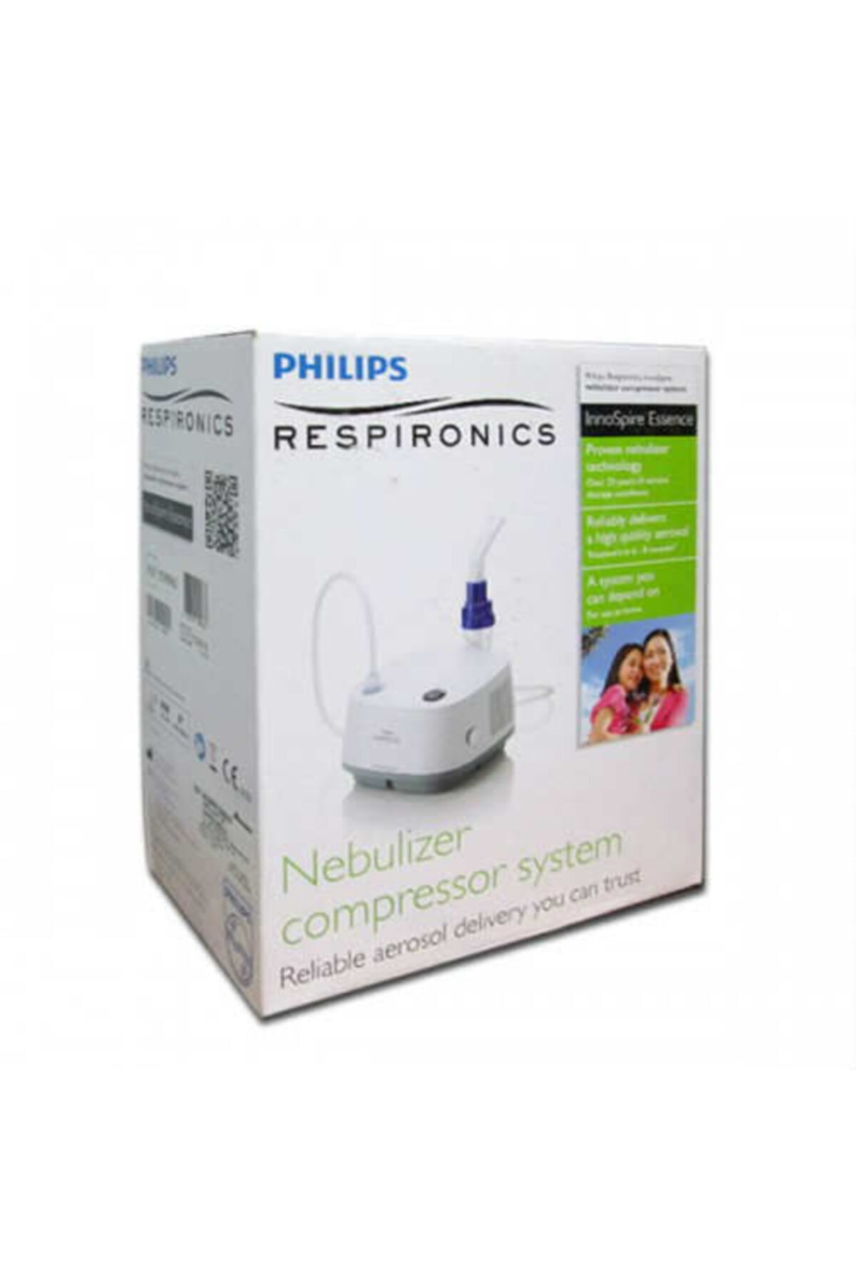 Philips Kompresörlü Nebulizatör 2
