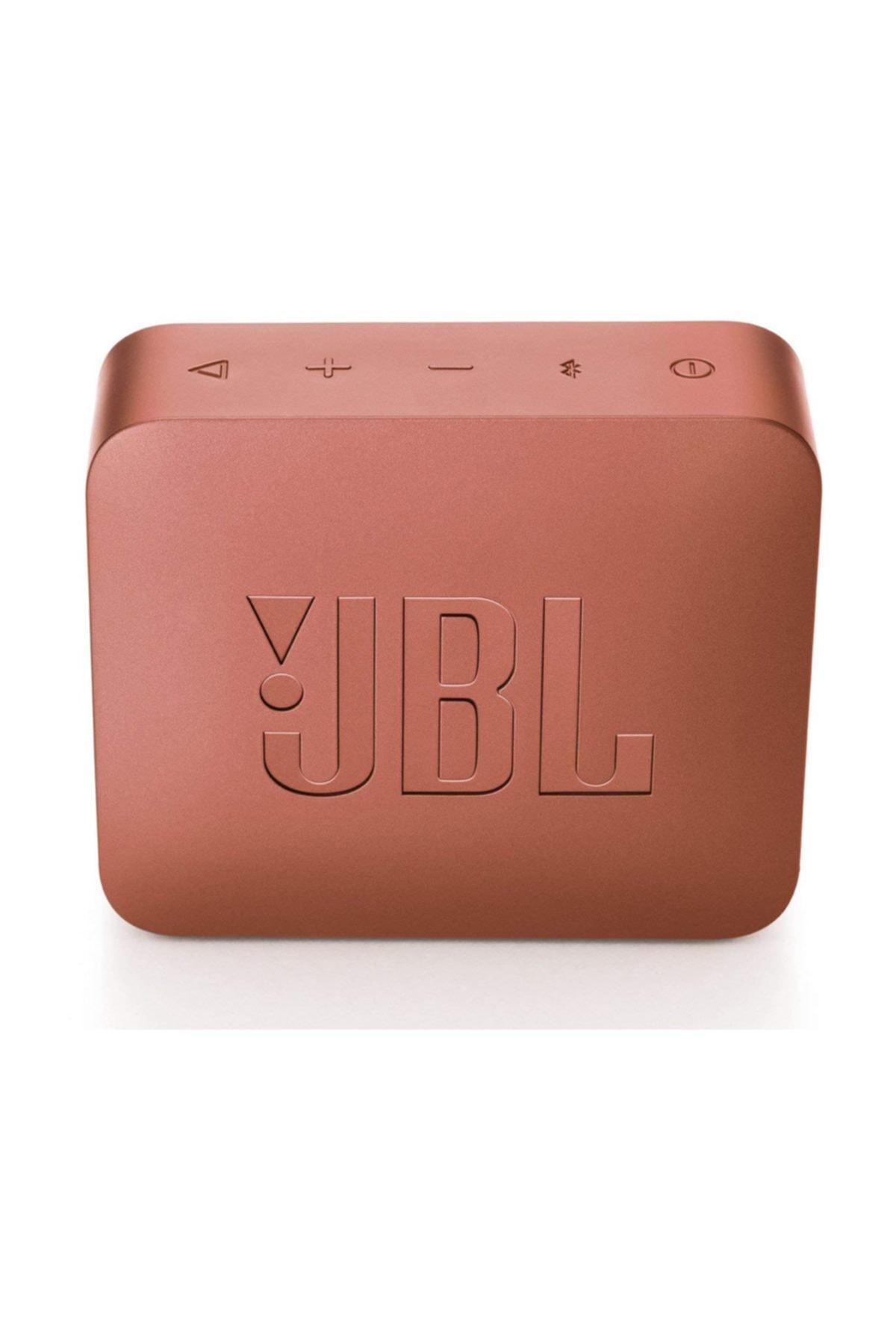 JBL Go 2 Ipx7 Bluetooth Taşınabilir Hoparlör Tarçıın 2