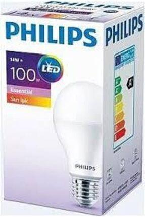 Philips Led Ampul Günışığı 14w E27