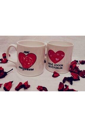 Sitare İkili Aşk Kupaları