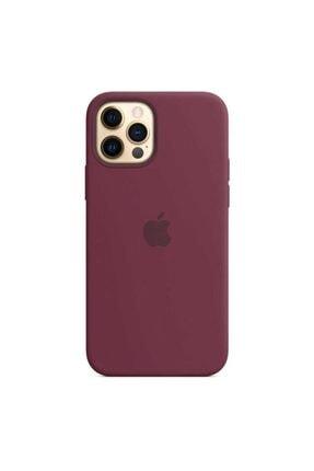 SUPPO Iphone 12 Pro Max Magsafe Kablosuz Şarj Uyumlu Logolu Kılıf