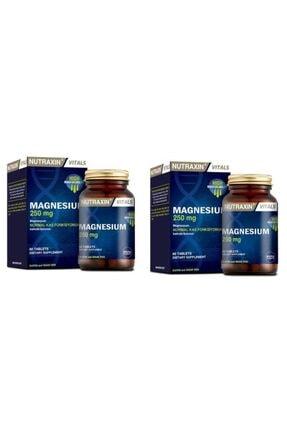 Nutraxin Magnesıum 250 Mg Tablet X2