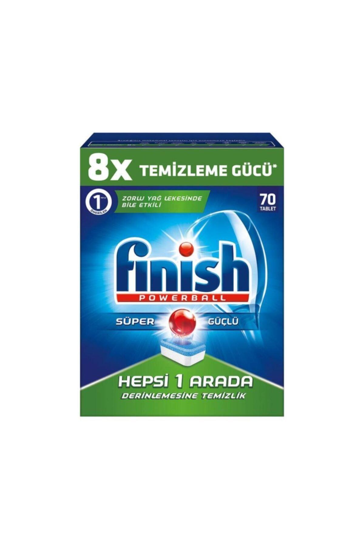 Finish Hepsi Bir Arada Tablet 70 Tablet 1