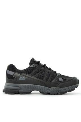Slazenger ARASTA Sneaker Kadın Ayakkabı Siyah SA11RK031