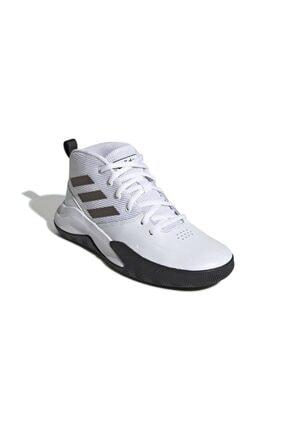 adidas Unisex Çocuk Ownthegame K Wide Basketbol Ayakkabısı