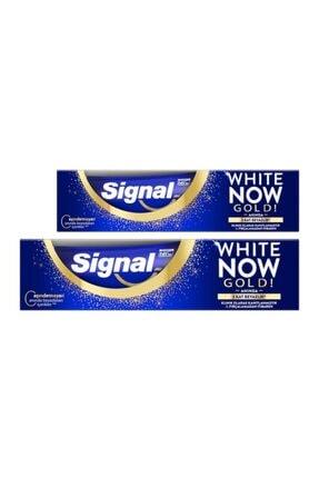 Signal White Now Gold Diş Macunu 75ml + 50ml Set