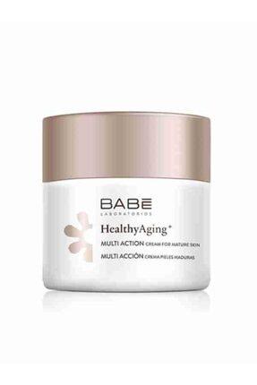 Babe Healthyaging+ Multi Action Cream For Mature Skin - Olgun Ciltler Için Bakım Kremi 50 ml