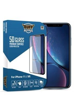 Buff Iphone 11 / Xr 5d Glass Ekran Koruyucu