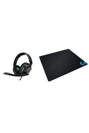 logitech Astro A10 Flexible Mikrofonlu Profesyonel Oyuncu Kulaklığı + Gaming Mouse Pad