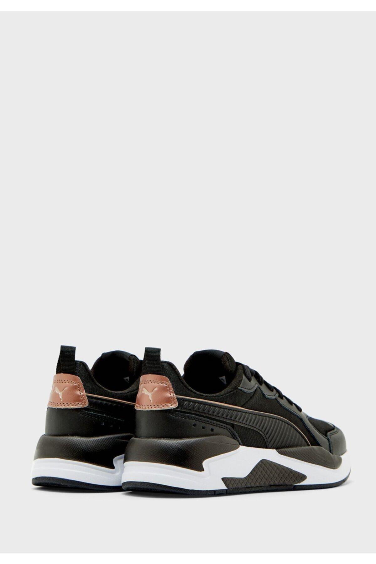 Puma X-RAY METALLIC WN S PUMA Siyah Kadın Sneaker Ayakkabı 101085468 2