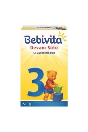 Bebivita 3 Devam Sütü 500 gr