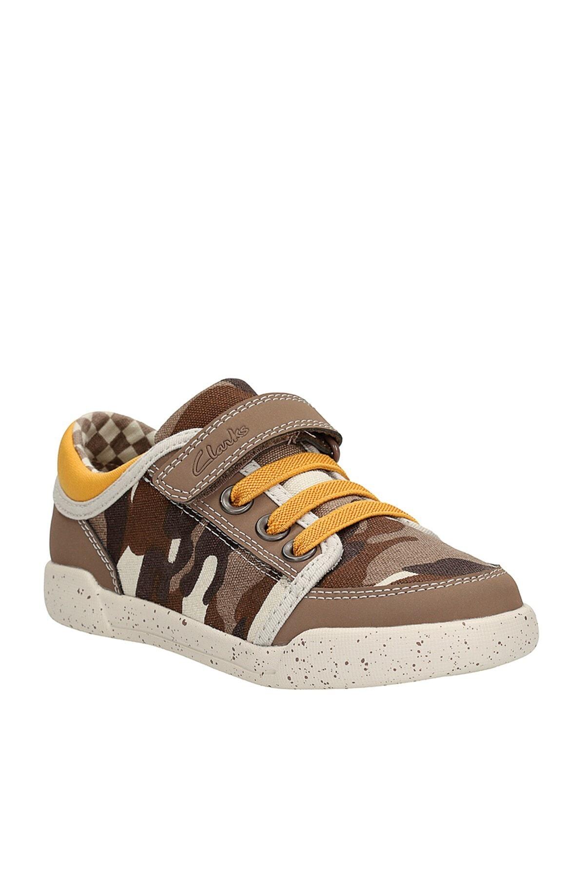 CLARKS Kahverengi Çocuk Ayakkabı 261050117 1