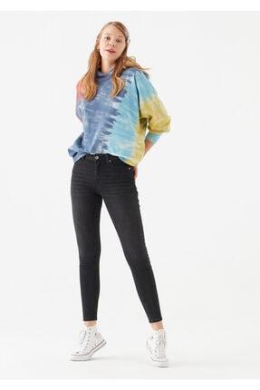 Mavi Kadın Tess Gold Shape Gri Jean Pantolon 100328-31910