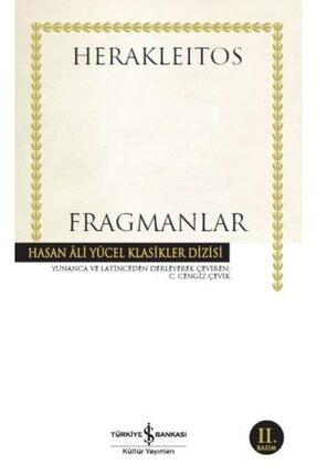 İş Bankası Kültür Yayınları Iş Bankası - Fragmanlar / Herakleitos