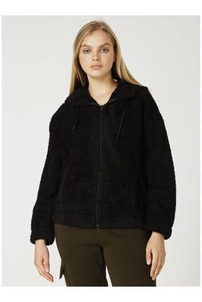 AEROPOSTALE Kadın Siyah Ceket