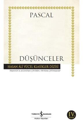 İş Bankası Kültür Yayınları Iş Bankası - Düşünceler / Pascal