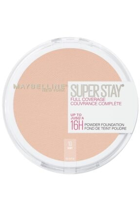 Maybelline New York Superstay 16H Pudra - 10 Ivory