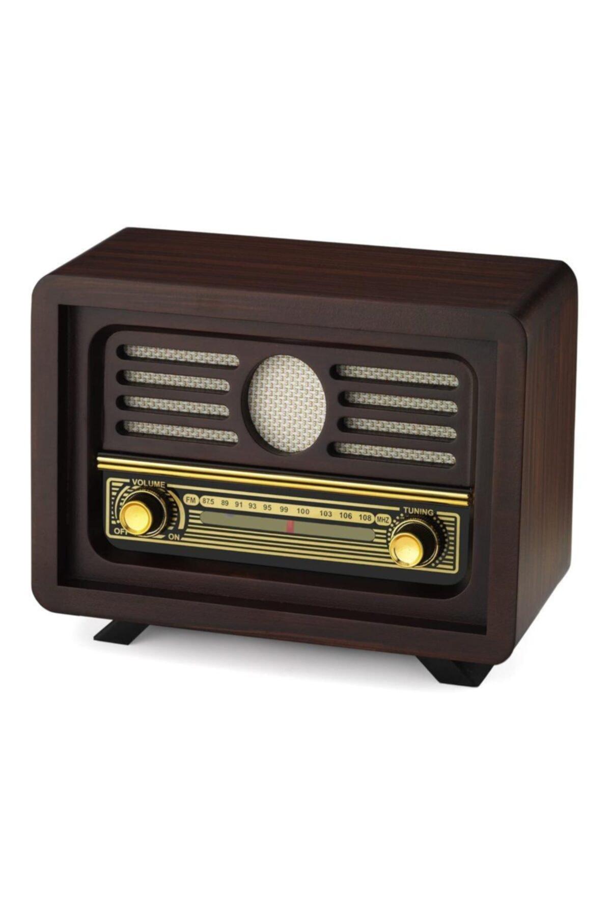 ENİ MOBİLYA AKSESUAR Üsküdar Radyo Ceviz Bluetooth-usb-manuel Radyo-sd  Card-aux-şarj Edilebilir Pil Fiyatı, Yorumları - TRENDYOL