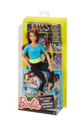 Barbie Barbıe Ve Sonsuz Hareketler Oyuncak Bebek