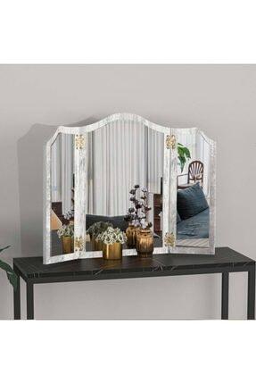 tino furniture Kristal Vintage Panjur Ayna Makyaj Aynası Dresuar Aynası Şifonyer Aynası