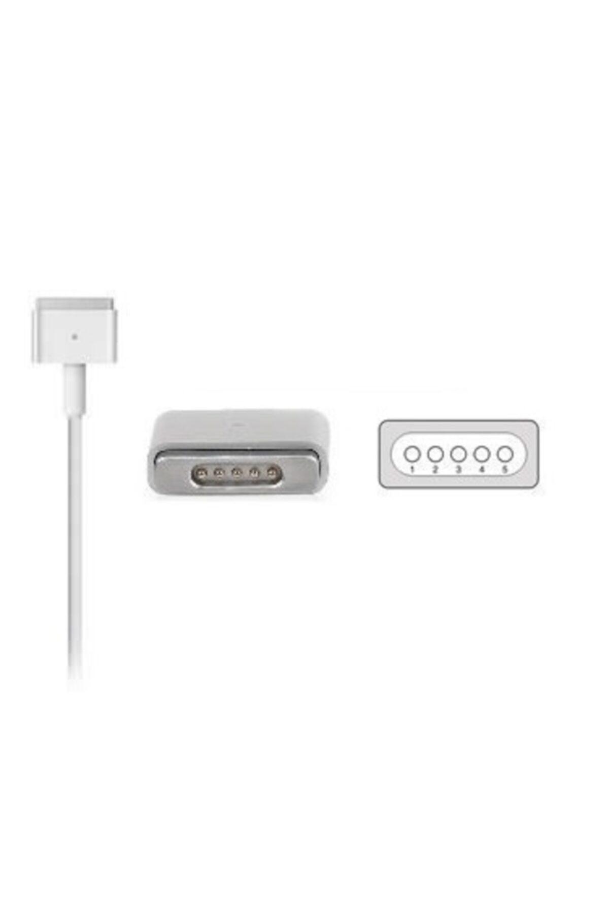 ATAELEKTRONİK Kaliteli Muadil Macbook Air (11-inch, Önce 2015) 14.85v 3.05a 45w Magsafe 2 Güç Adaptörü Şarj Cihazı 1