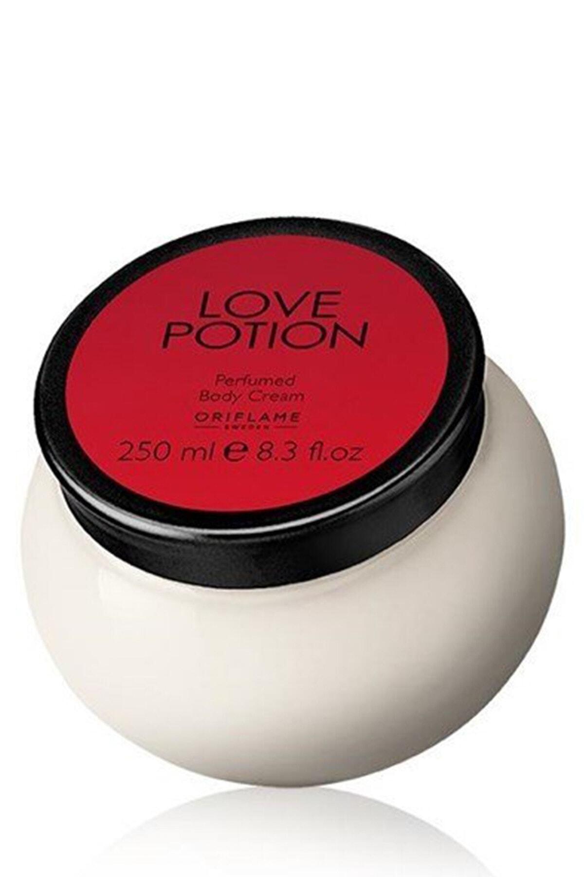 Oriflame Love Potion Parfümlü Vücut Kremi 250 ml 7895678697586 1