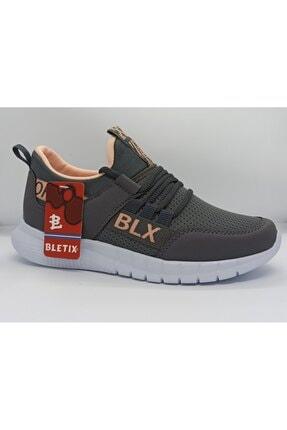 Bletix Kadın Gri Spor Ayakkabı