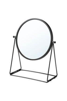 Sağlamlar Dekoratif Masa Aynası, Siyah