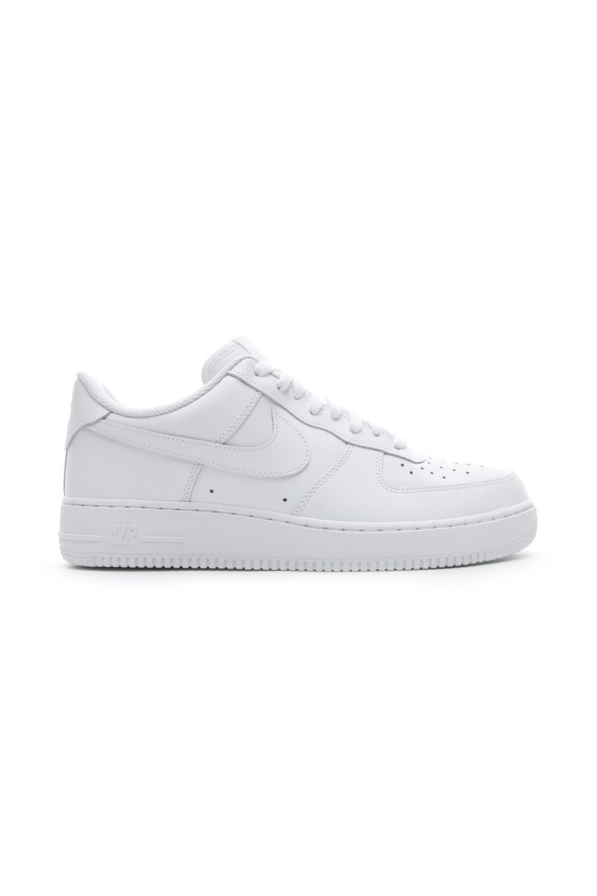 Air Force Unisex Beyaz Sneaker 1 '07 1