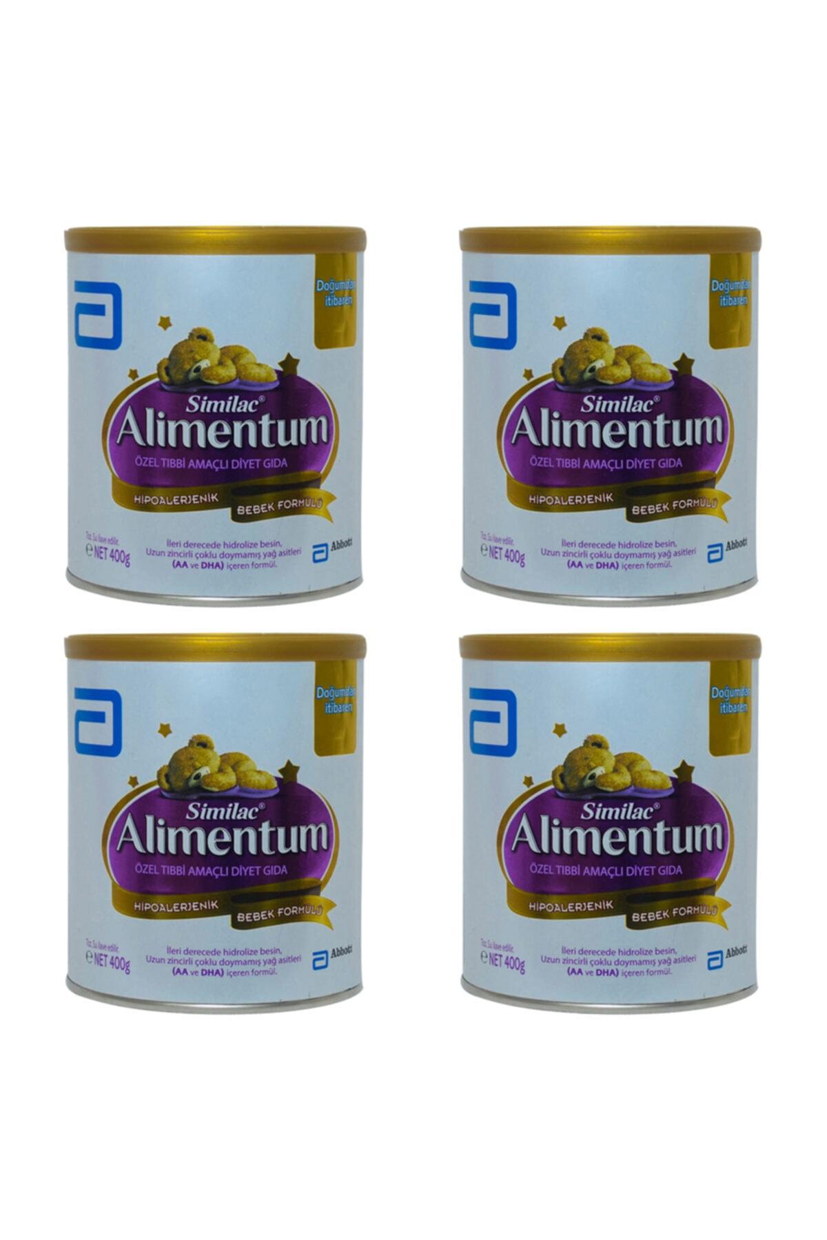 Similac Alimentum 400 gr 4 Adet 1