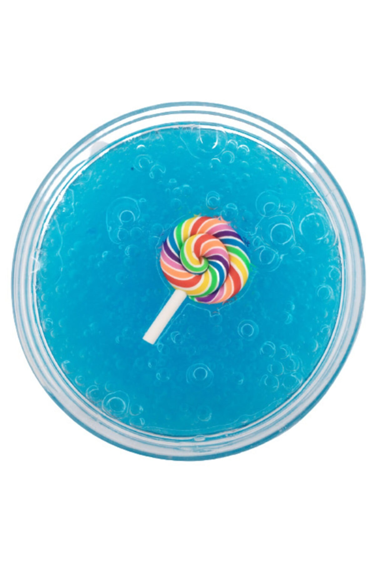 Slimewapi Mavi Jelly Belly Ocean Rainbow Slime Seti - 250 ml 1