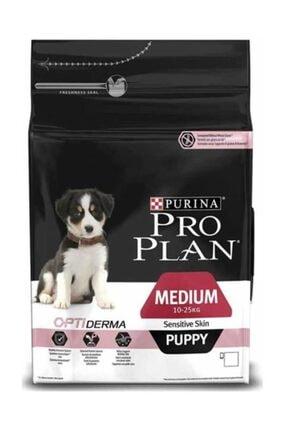 Proplan Puppy Medium Somonlu Yavru Köpek Maması 12 kg