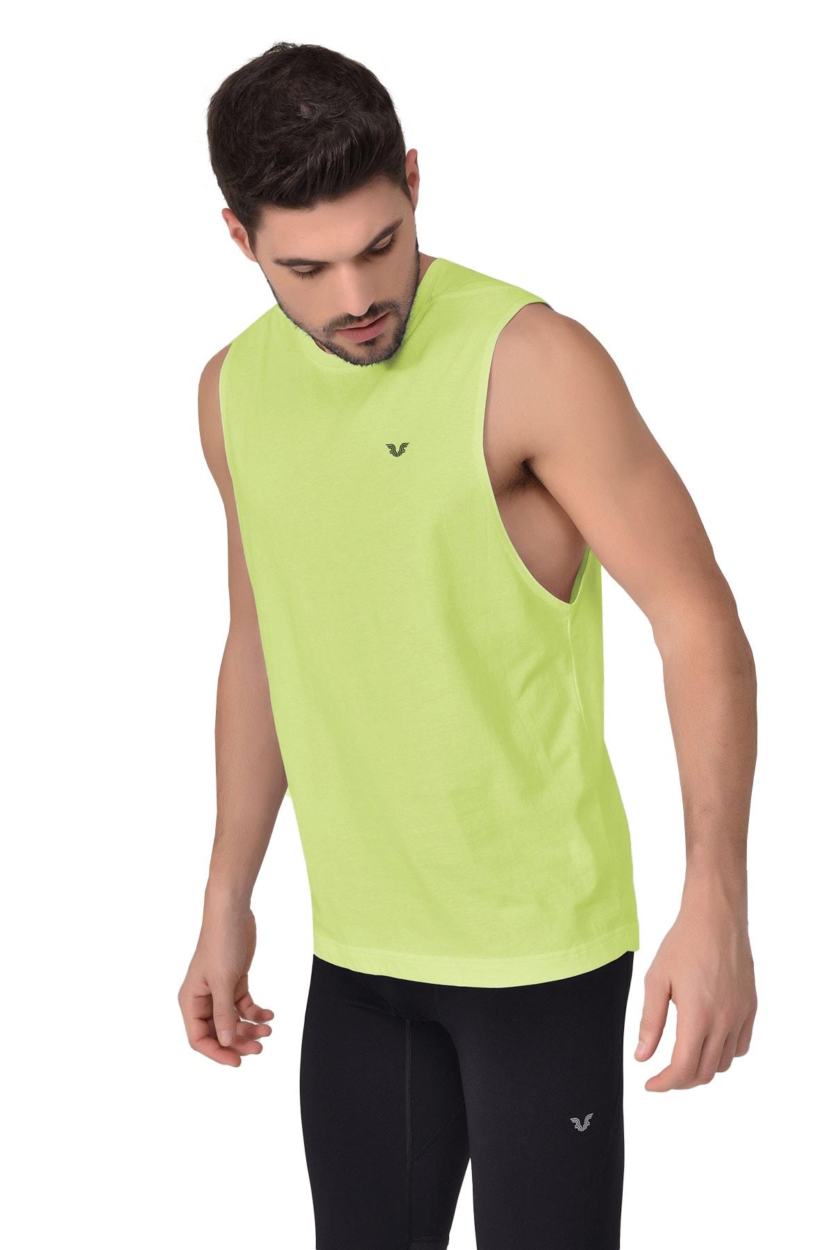 bilcee Erkek Sarı  Atlet 1622 2