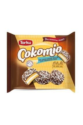 Torku Muptıpack Cokomıo Sütlü Biskuvi