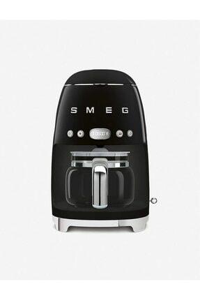 SMEG Dcf01bleu Siyah Filtre Kahve Makinası