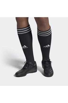 adidas Erkek Siyah X Ghosted 4 Tf Halı Saha Ayakkabısı Eg8236