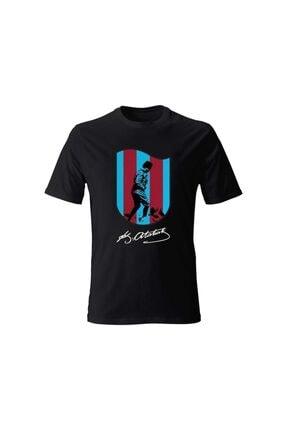 Trabzonspor Atatürk Baskılı Tshirt