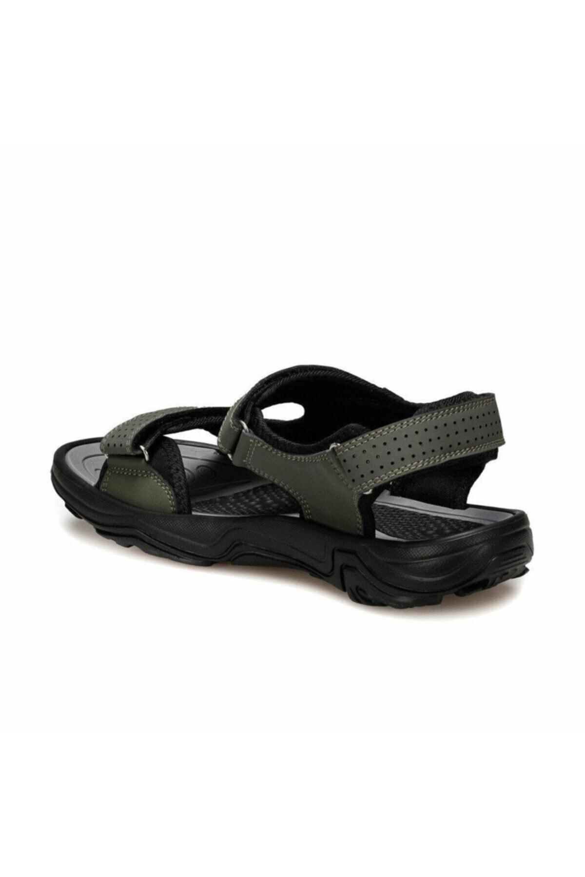 Dockers Erkek Haki Confort Casual Spor Sandalet 228653 2