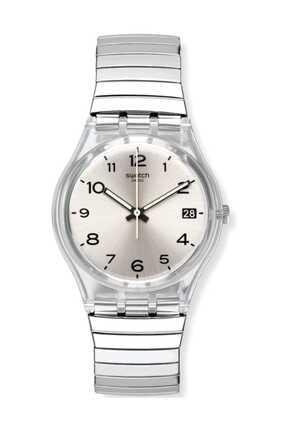 Swatch Kadın Beyaz Kol Saati Gm416a