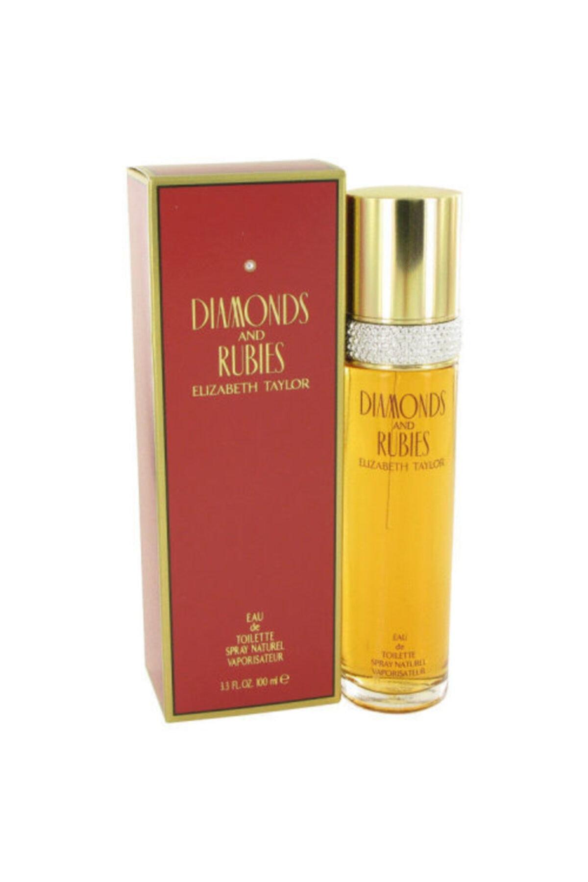 Elizabeth Taylor Diamonds & Rubies Edt 100 ml 1