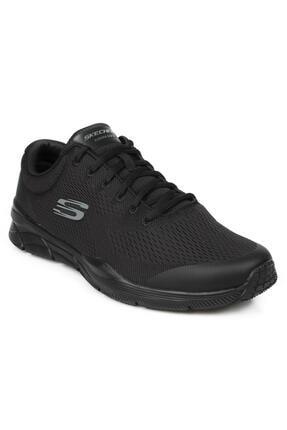 SKECHERS EQUALIZER 4.0 - GENERATION Erkek Siyah Spor Ayakkabı