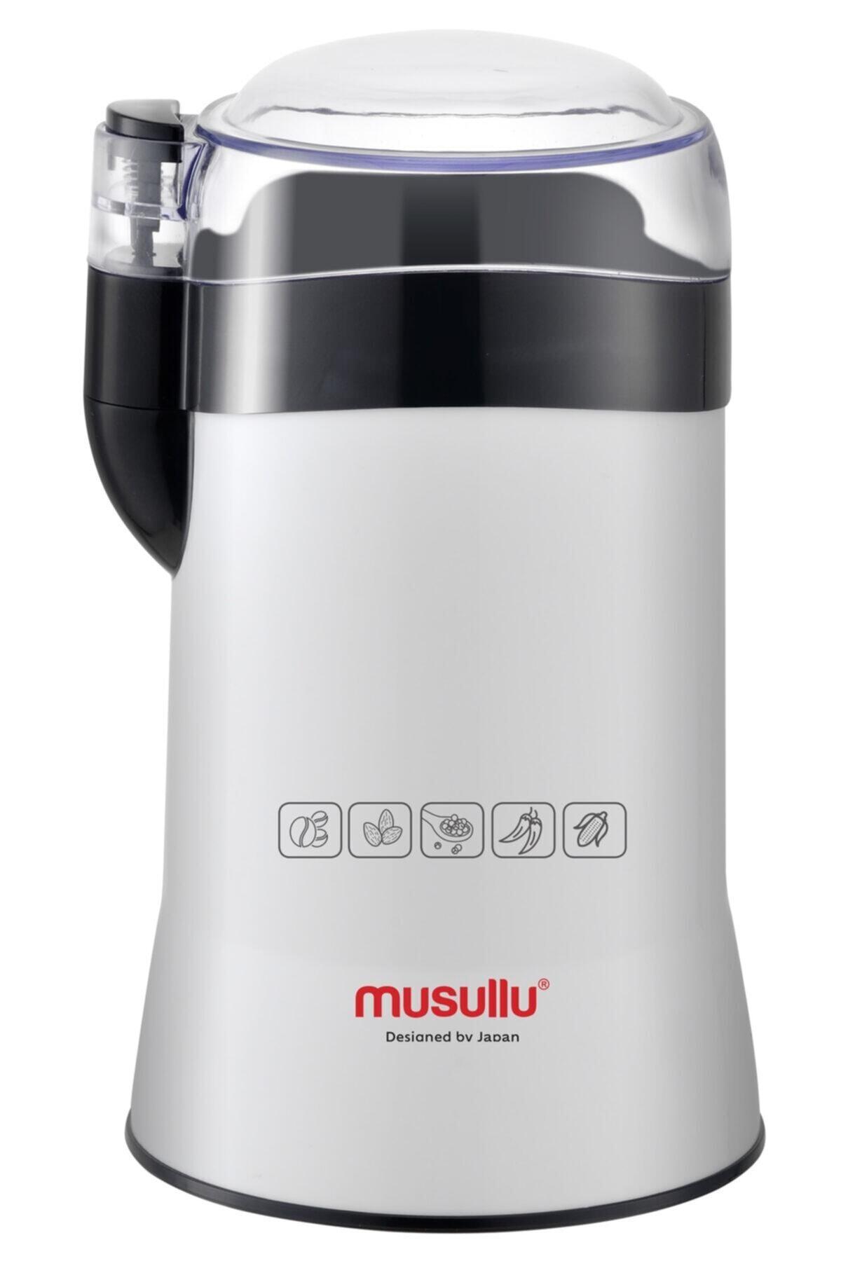 Musullu Kahve Ve Baharat Öğütücü 200w 1