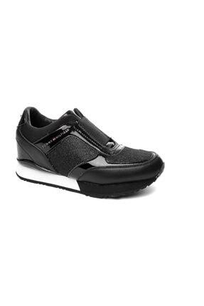 Tommy Hilfiger Kadın Lacivert Sneaker