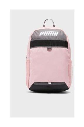 Puma Unisex Pembe Plus Sırt Çantası 07672404