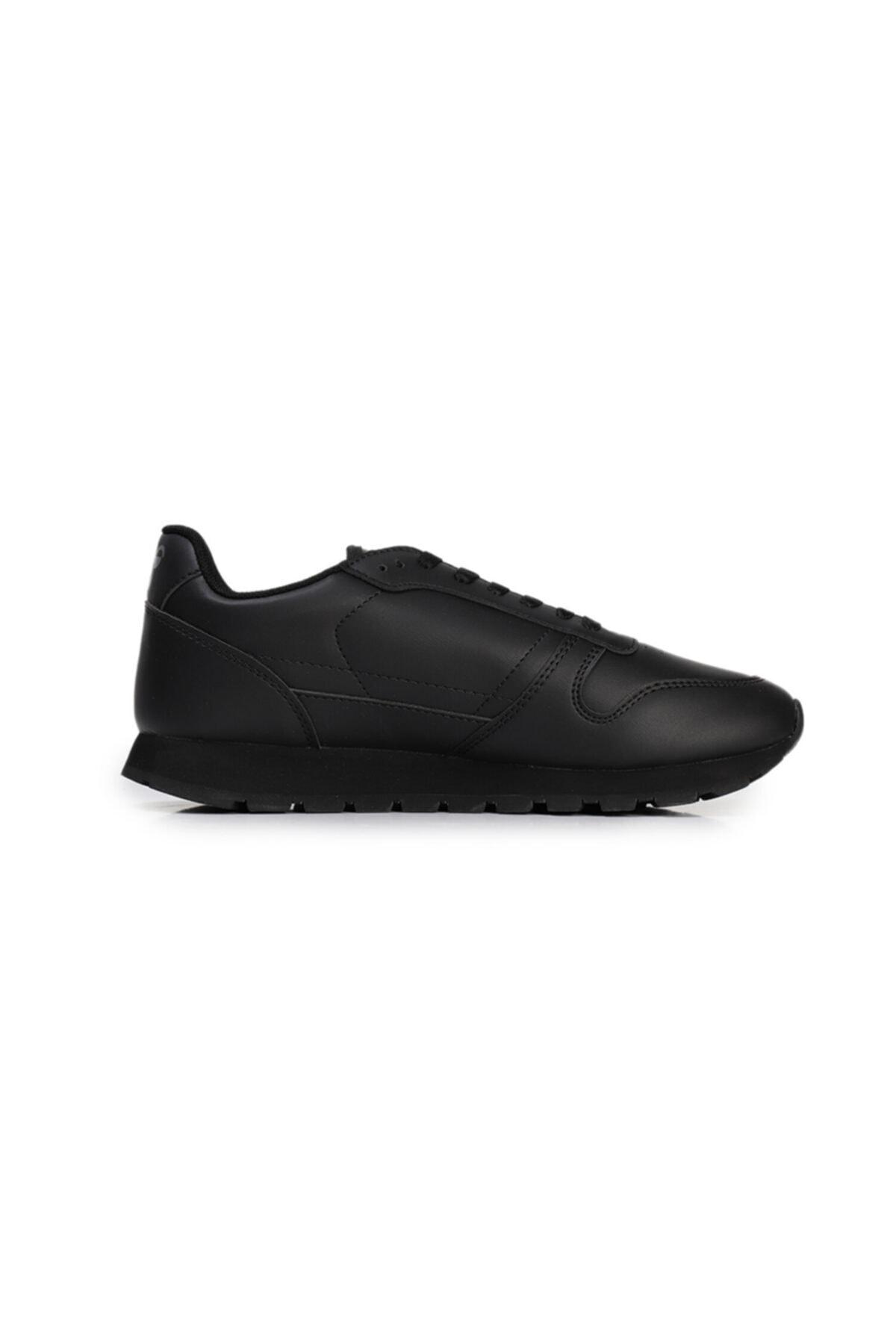 HUMMEL STREET Siyah Erkek Sneaker Ayakkabı 100351957 1
